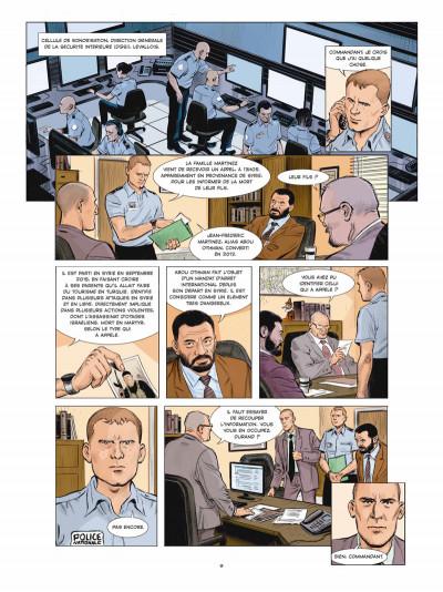 Page 2 Compte à rebours tome 1