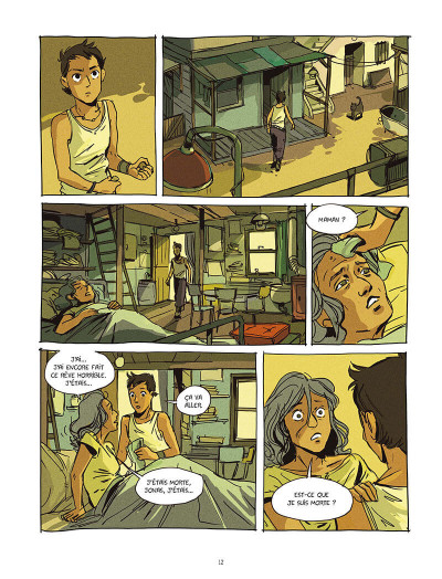 Page 2 Eden tome 1