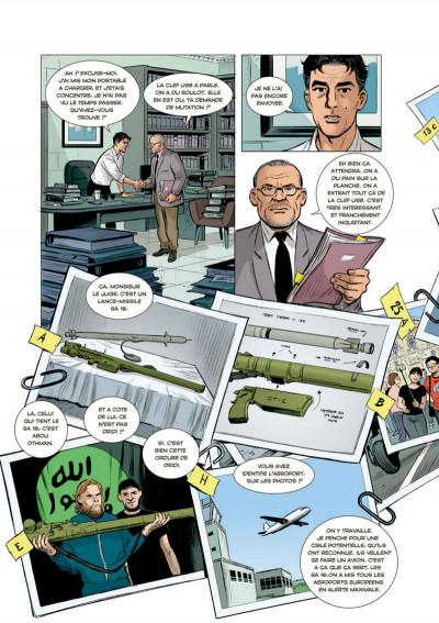 Page 3 Compte à rebours tome 2