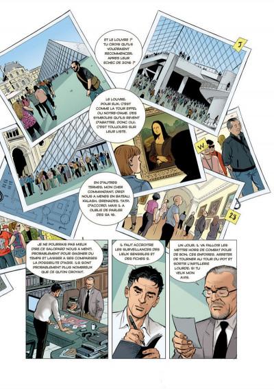 Page 4 Compte à rebours tome 2