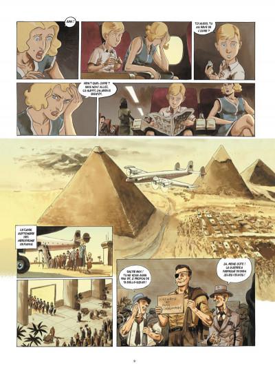 Page 1 La guerre invisible tome 1