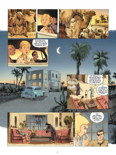 Page 3 La guerre invisible tome 1