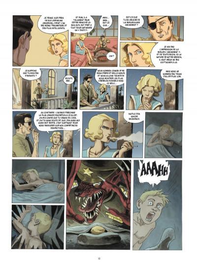 Page 4 La guerre invisible tome 1