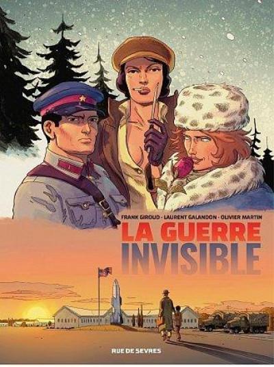 Couverture La guerre invisible tome 2