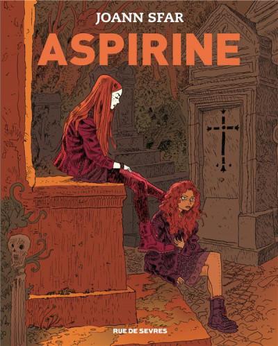 Couverture Aspirine tome 1