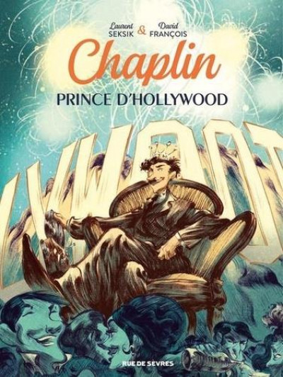 Couverture Chaplin tome 2