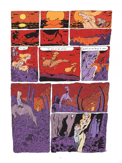 Page 1 Petit Vampire tome 1