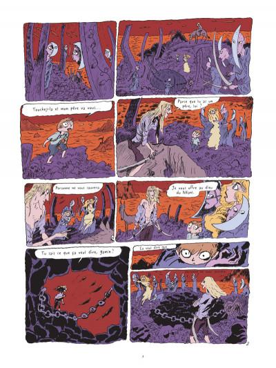 Page 2 Petit Vampire tome 1