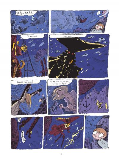 Page 4 Petit Vampire tome 1