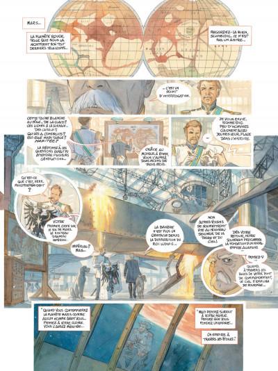 Page 1 Le château des étoiles tome 3