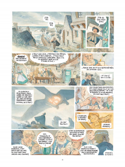 Page 3 Le château des étoiles tome 3 + ex-libris offert