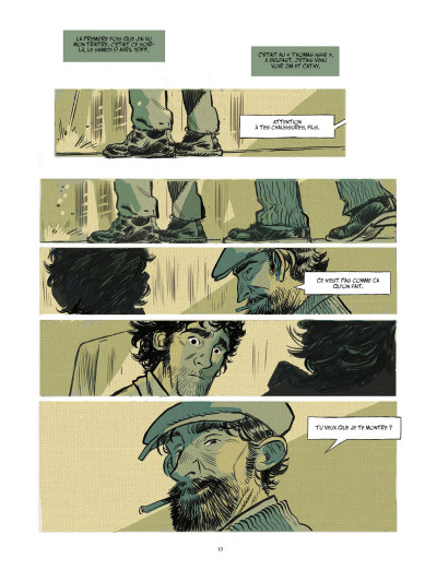 Page 3 Mon traître