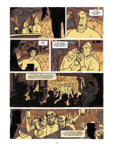 Page 5 Mon traître