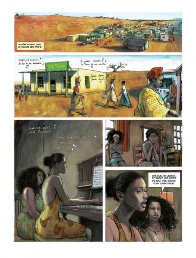 Page 2 Terre gâtée tome 1
