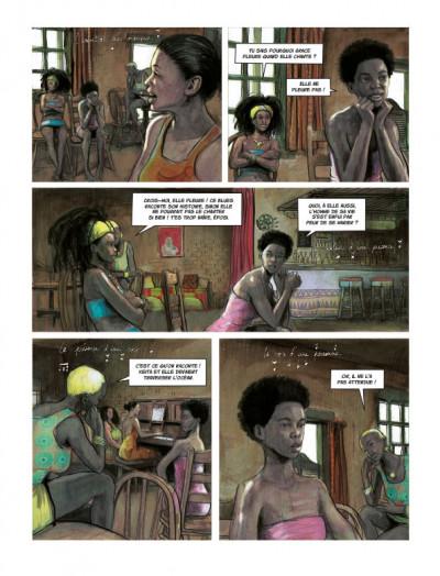 Page 3 Terre gâtée tome 1