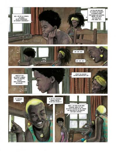 Page 4 Terre gâtée tome 1