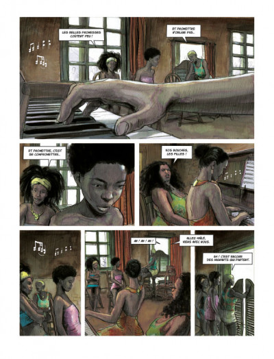 Page 5 Terre gâtée tome 1