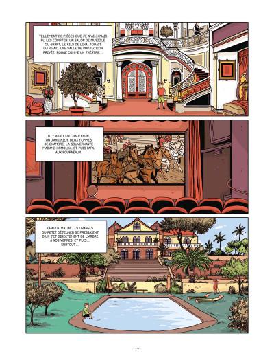 Page 3 La bobine d'Alfred
