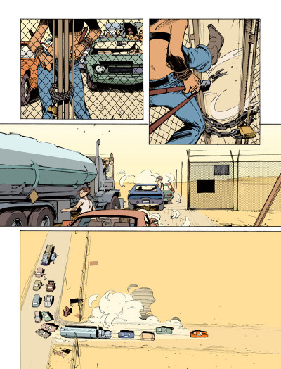 Page 5 Streamliner tome 1