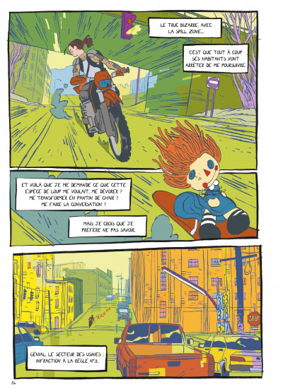 Page 1 Spill zone tome 1