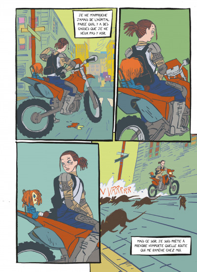 Page 4 Spill zone tome 1