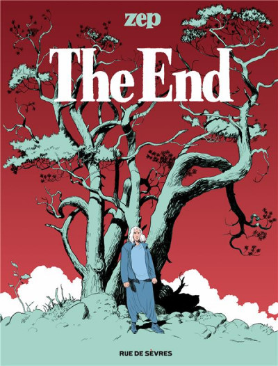 Couverture The end