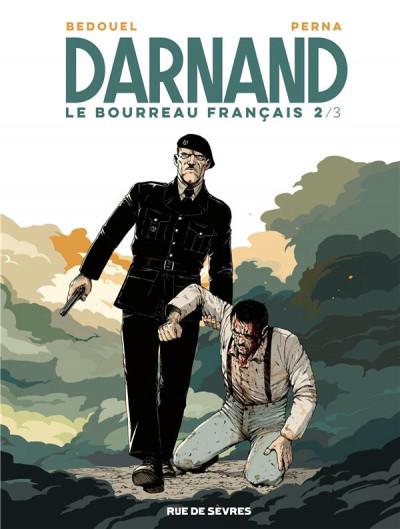 Couverture Darnand tome 2