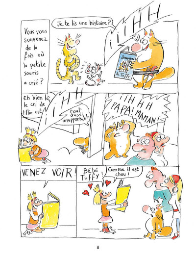 Page 5 Le chat assassin tome 4