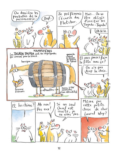 Page 9 Le chat assassin tome 4