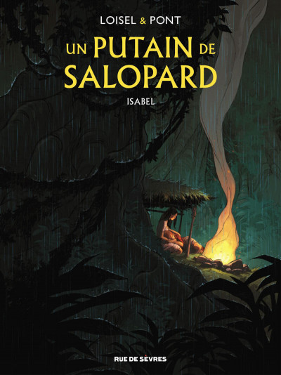 Couverture Un putain de salopard tome 1