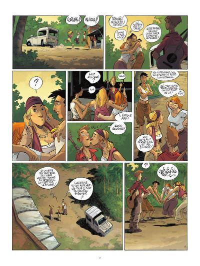 Page 8 Un putain de salopard tome 1