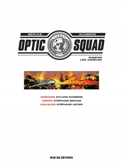 Page 3 Optic squad tome 2