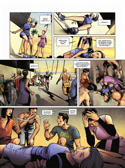 Page 6 Optic squad tome 2