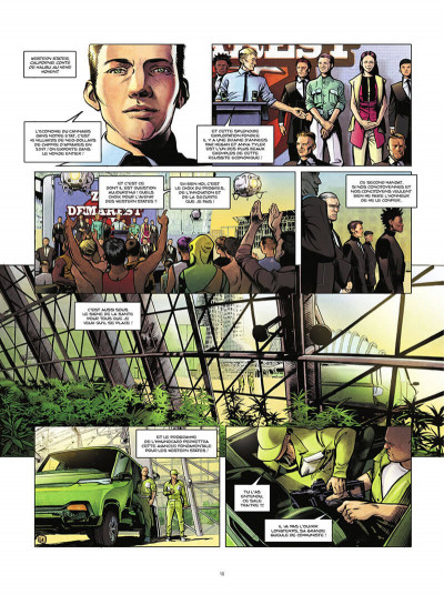 Page 7 Optic squad tome 2