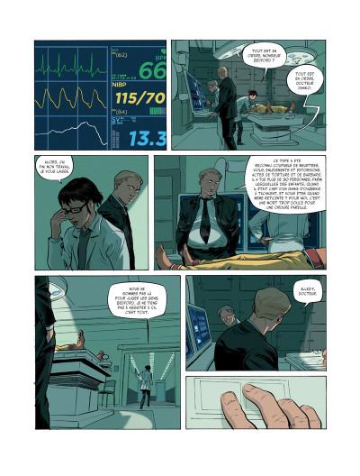 Page 3 Le spécimen