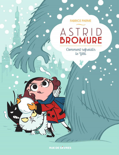Couverture Astrid Bromure tome 5