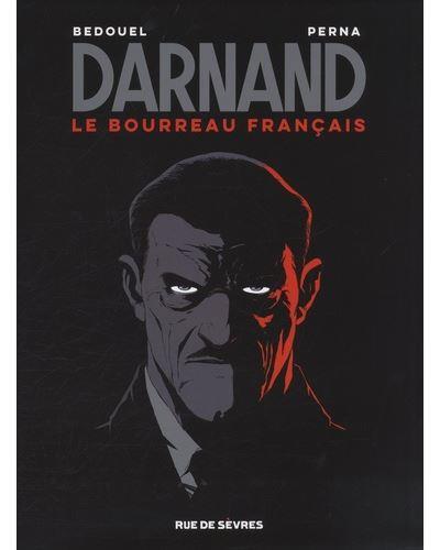 Couverture Darnand - coffret tomes 1 à 3