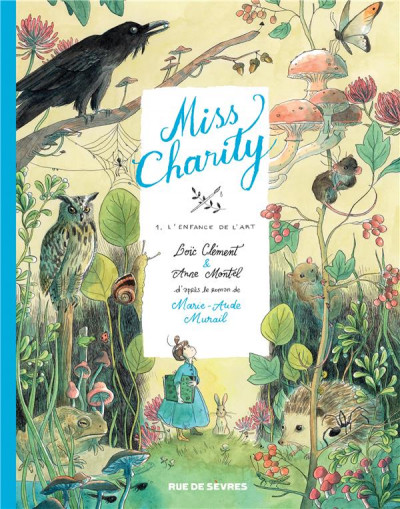 Couverture Miss Charity tome 1