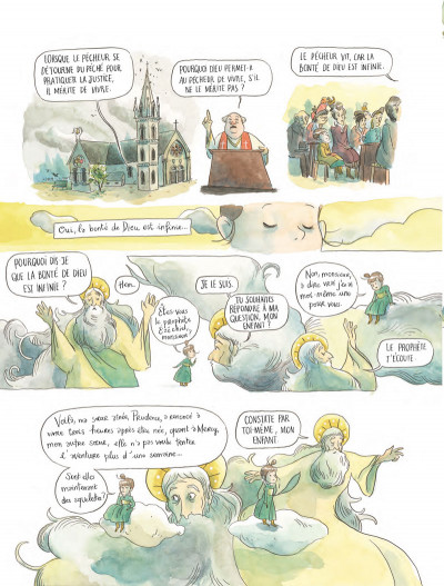 Page 2 Miss Charity tome 1