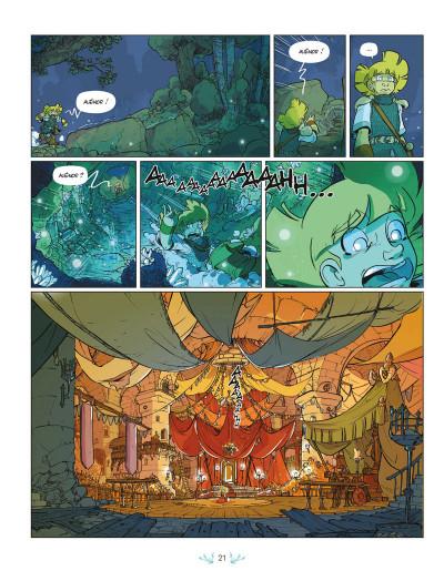 Page 1 Aliénor Mandragore tome 4