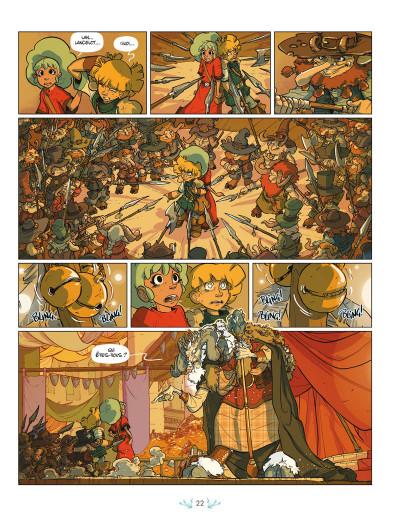 Page 2 Aliénor Mandragore tome 4