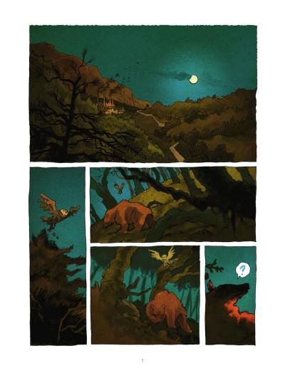 Page 6 Le fils de l'ursari