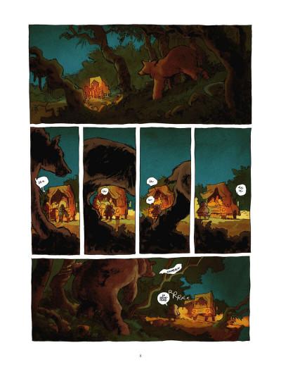 Page 7 Le fils de l'ursari