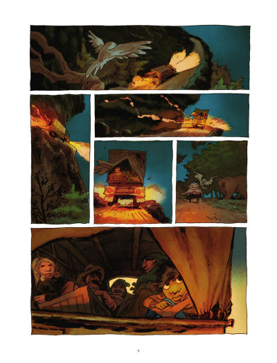 Page 8 Le fils de l'ursari