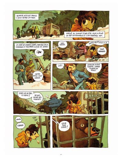 Page 9 Le fils de l'ursari
