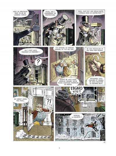 Page 5 Une aventure des spectaculaires tome 4
