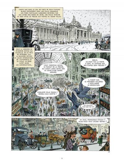 Page 7 Une aventure des spectaculaires tome 4