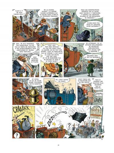 Page 8 Une aventure des spectaculaires tome 4