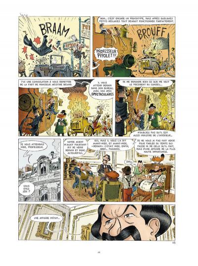 Page 9 Une aventure des spectaculaires tome 4