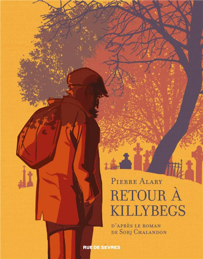 Couverture Retour à Killybegs